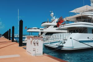 Loro Piana Yacht Club.