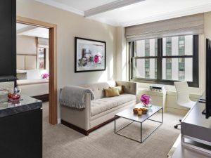 5 star hotel NYC